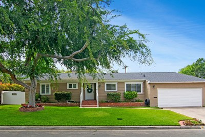 San Diego Single Family Home For Sale: 710 Catalina Blvd