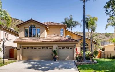 Poway Single Family Home Back On Market: 15095 Garden Rd