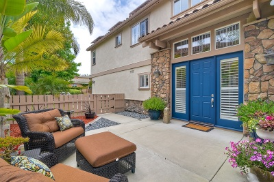 Carlsbad Single Family Home For Sale: 3567 Cay Dr
