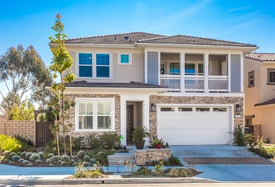 San Diego Single Family Home For Sale: 7057 Selena Way