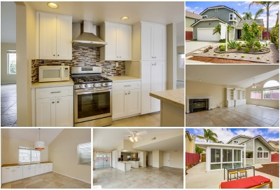 San Diego Single Family Home For Sale: 11245 Woodrush Ln