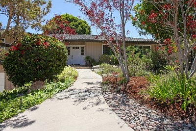 el cajon Single Family Home For Sale: 11533 Rolling Hills Dr.