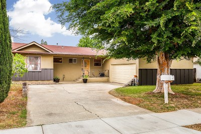 Escondido CA Single Family Home For Sale: $449,900