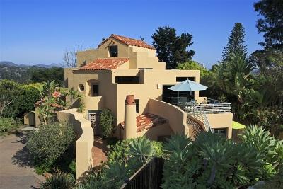 Encinitas CA Single Family Home For Sale: $1,799,000