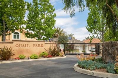 Encinitas Single Family Home For Sale: 1016 Quail Gardens Ct
