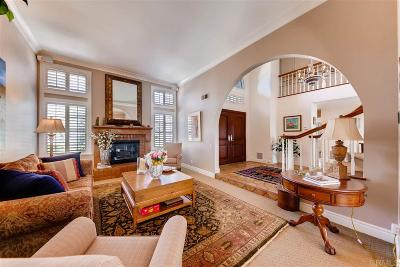 San Diego Single Family Home For Sale: 13355 Roxton Circle