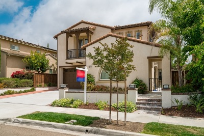 Carlsbad Single Family Home For Sale: 2270 Aventurine Place