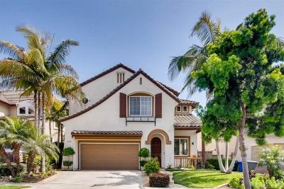 Encinitas Single Family Home For Sale: 1143 Alexandra Lane