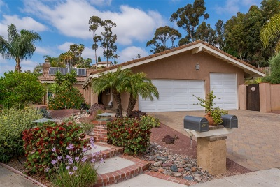 San Diego Single Family Home For Sale: 10808 Via Cascabel