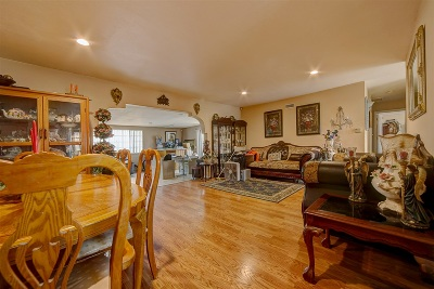 Chula Vista Single Family Home For Sale: 1407 Monserate Ave