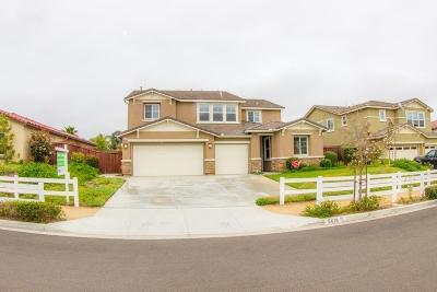 Oceanside Single Family Home For Sale: 5615 Spanish Horse