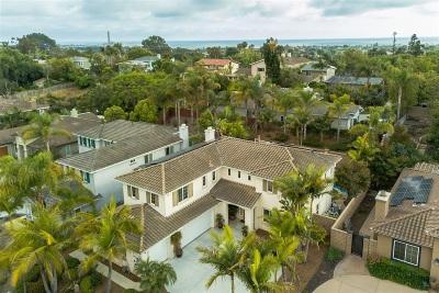 Carlsabd, Carlsbad Single Family Home For Sale: 1656 Brady Cir