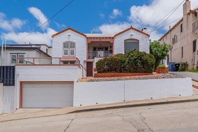 San Diego Multi Family 2-4 For Sale: 2863-65 State St