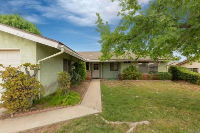 Single Family Home For Sale: 187 Del Sureno