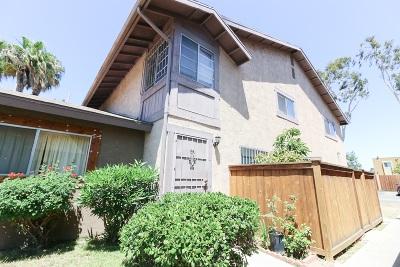 San Diego Townhouse For Sale: 1302 W San Ysidro Boulevard #C