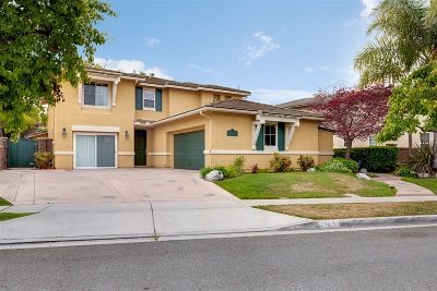 Chula Vista Single Family Home For Sale: 1774 Bouquet Canyon Rd