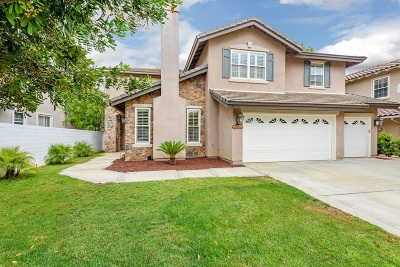 Single Family Home For Sale: 2316 Orchard View Lane