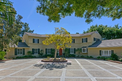 Rancho Santa Fe Single Family Home For Sale: 17617 Circa Del Norte