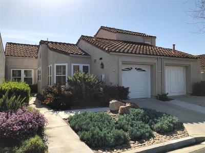 San Diego Townhouse For Sale: 15978 Avenida Villaha #5
