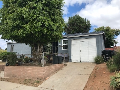 San Diego CA Multi Family 2-4 For Sale: $585,000