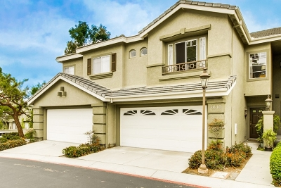 San Diego CA Townhouse For Sale: $799,000