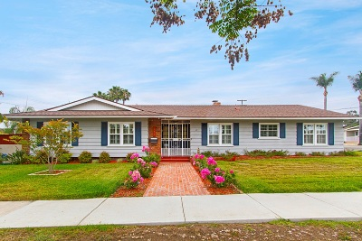 Chula Vista Single Family Home For Sale: 555 First Ave