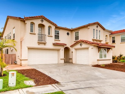 San Diego CA Single Family Home For Sale: $709,000