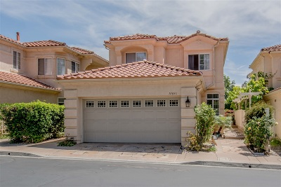 San Diego CA Single Family Home For Sale: $785,000