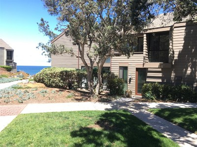 Solana Beach Attached For Sale: 675 S Sierra Ave #15