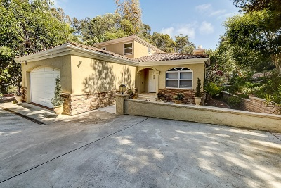 Oceanside Single Family Home For Sale: 1739 Ivy