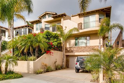 Encinitas Condo For Sale: 145 3rd St