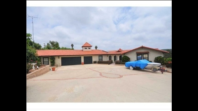 Vista Single Family Home For Sale: 3425 Fairview Drive