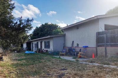 Oceanside Single Family Home For Sale: 2538 Oceanside Blvd