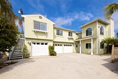 Encinitas Single Family Home For Sale: 233 N Vulcan Avenue