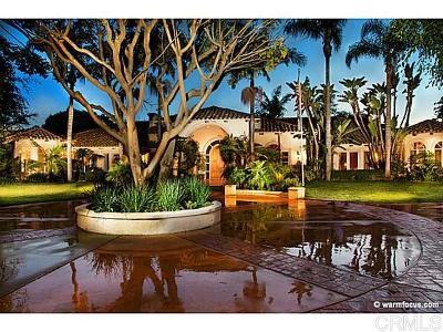 Rancho Santa Fe Rental For Rent: 6515 Primero Izquierdo