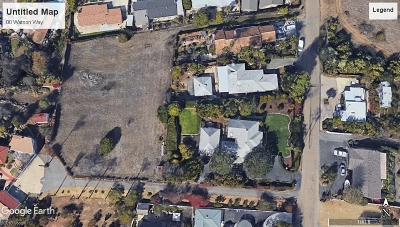 Vista Residential Lots & Land For Sale: Watson Way #13