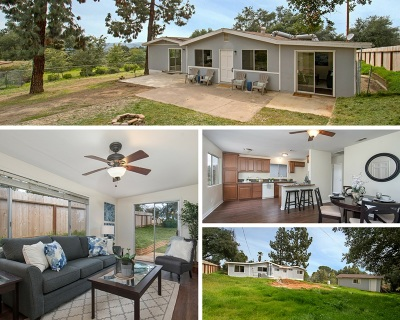 Valley Center Single Family Home For Sale: 29248 Fox Run Ln