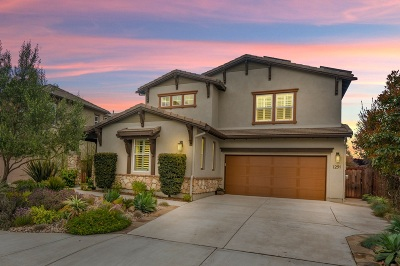 San Marcos Single Family Home For Sale: 1291 Holmgrove Dr.