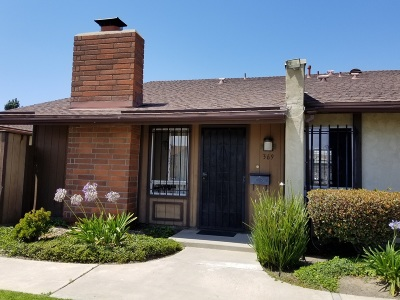 Oceanside CA Attached For Sale: $339,900