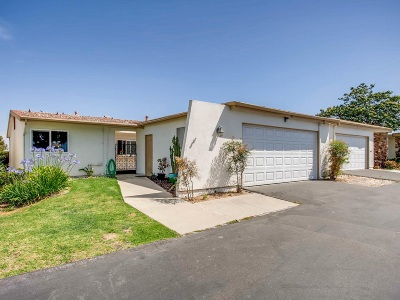 Oceanside Single Family Home For Sale: 3890 Vista Campana #60