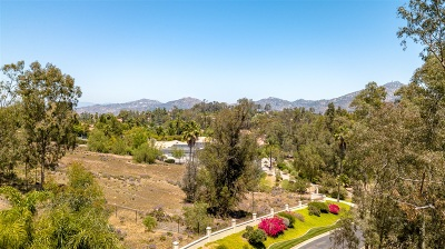 Poway Residential Lots & Land For Sale: 13311 Summit Circle #15
