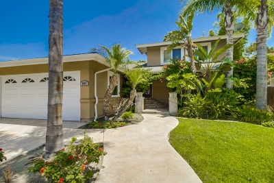 Clairemont Rental For Rent: 3987 Mount Albertine Avenue