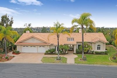 Vista Single Family Home Contingent: 1555 Greenridge Dr