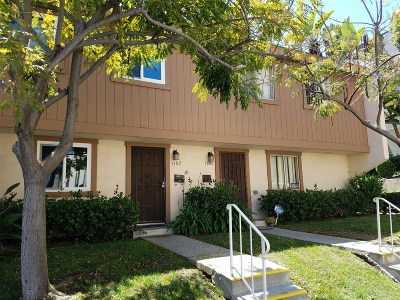 Clairemont Townhouse For Sale: 3988 Caminito Patricia