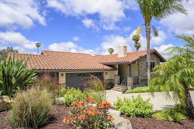 Poway Single Family Home For Sale: 17162 Tam O Shanter Drive