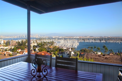 San Diego Single Family Home For Sale: 945 Harbor View Dr