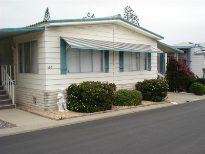 San Marcos Mobile/Manufactured For Sale: 3535 Linda Vista #187