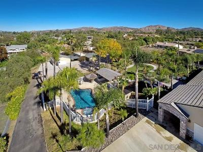 el cajon Single Family Home For Sale: 2262 Calle Poco