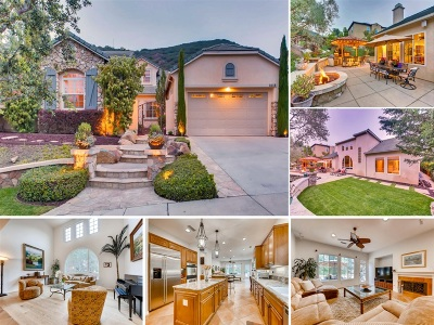 Single Family Home For Sale: 1418 Schoolhouse Way