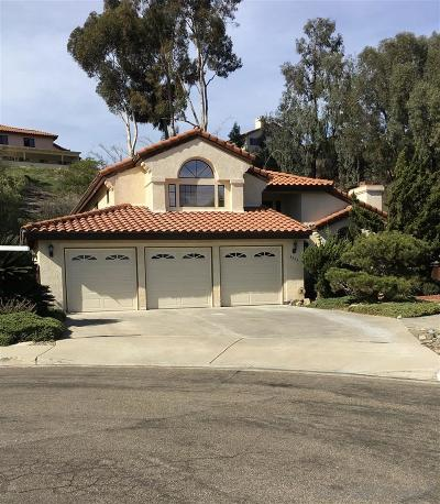 Single Family Home For Sale: 4633 Gaviota Ct